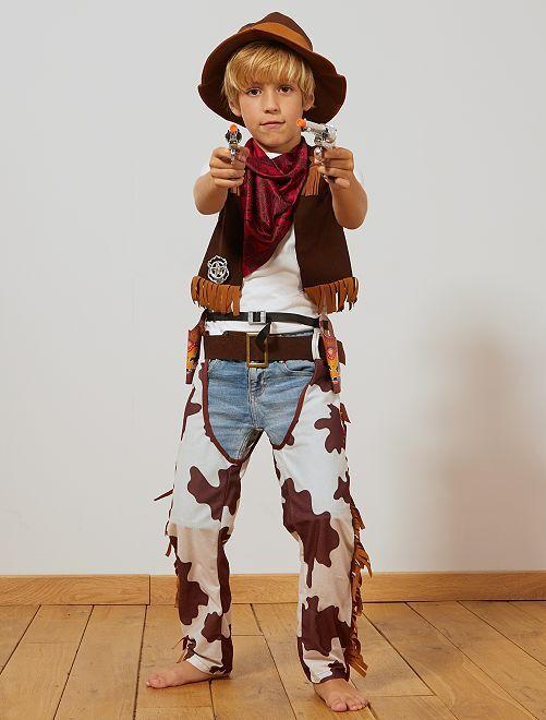 Fato de cowboy                             MARROM