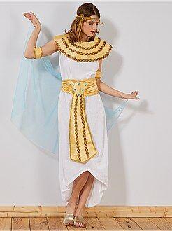 Mulher - Fato de egípcia - Kiabi