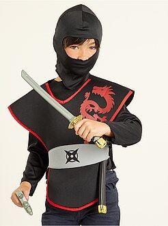 Fato de ninja - Kiabi