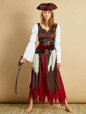 Mulher - Fato de pirata - Kiabi