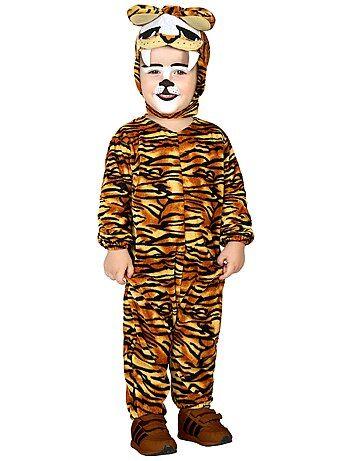 Bebé - Fato de tigre - Kiabi