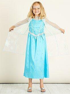 Roupa fantasia criança - Fato 'Elsa' do 'Frozen' - Kiabi