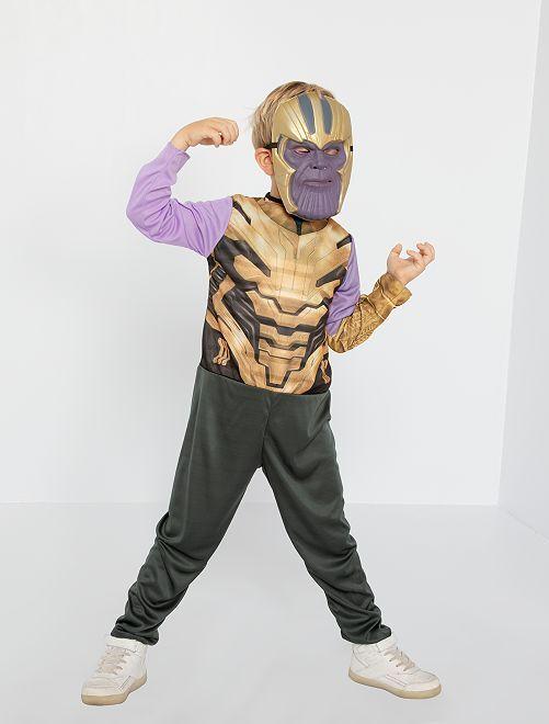 Fato 'Thanos' da saga 'Vingadores'                             PRETO