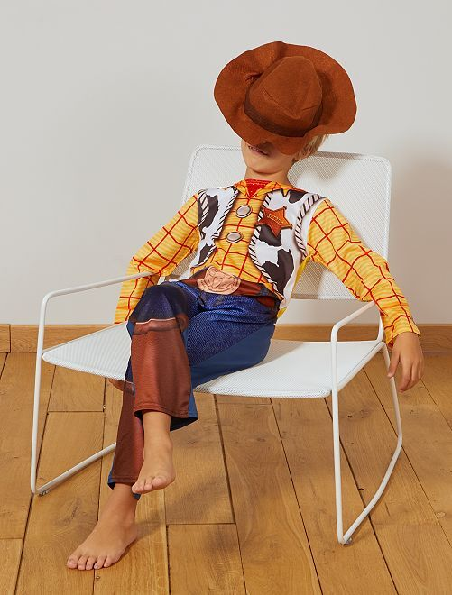 Fato 'Woody Toy Story'                             BEGE