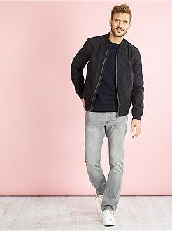 Jeans - Jean regular 5 poches longueur US 32