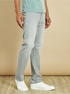 Jeans - Jean regular longueur US34 - Kiabi