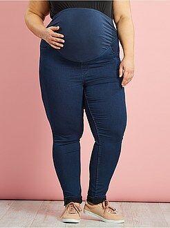 Futura mamã - Jeggings skinny de gravidez - Kiabi