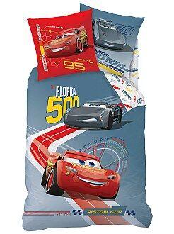 Roupa de cama criança - Jogo de cama 'Carros' - Kiabi