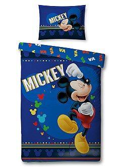 Jogo de cama 'Mickey Mouse' da 'Disney' - Kiabi