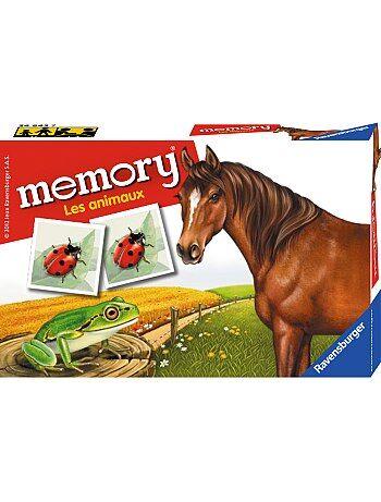Jogo 'memory' animais da 'Ravensburger' - Kiabi