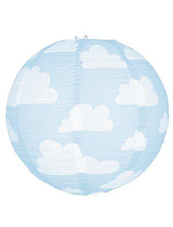 Decoração, animação - Lanterna nuvens de papel - Kiabi