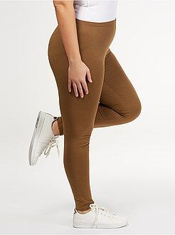 Legging - Legging longo algodão strech
