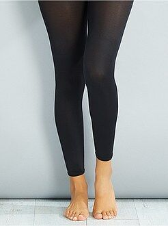 Collants, meias - Leggings 80 deniers - Kiabi