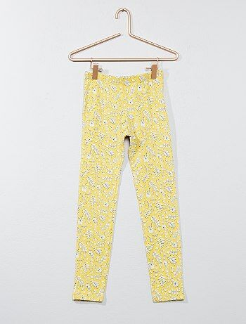 Leggings compridas estampadas - Kiabi