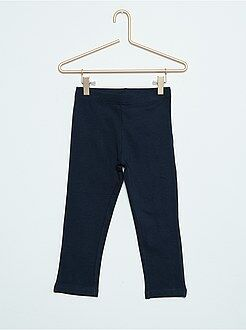 Legging - Leggings curtas lisas