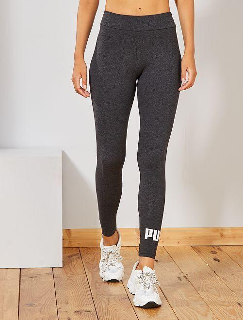 Leggings de desporto 'Puma'                             Preto