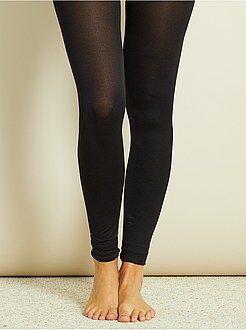 Collants, meias - Leggings de gravidez 80 deniers - Kiabi