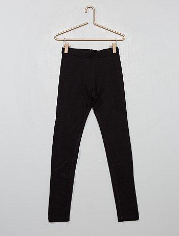 Leggings elásticas lisas - Kiabi