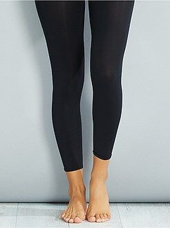 Collants, meias - Leggings opacas 120D - Kiabi
