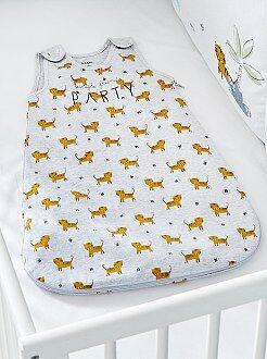 Saco de bebé - Leve e confortável com estampado 'tigre' all-over - Kiabi