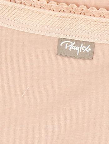 0666e27ca Lote de 2 cuecas Midi em algodão  Playtex  Lingerie do s até xxl ...