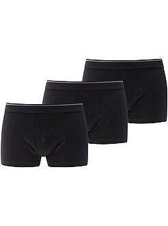 Roupa interior - Lote de 3 boxers