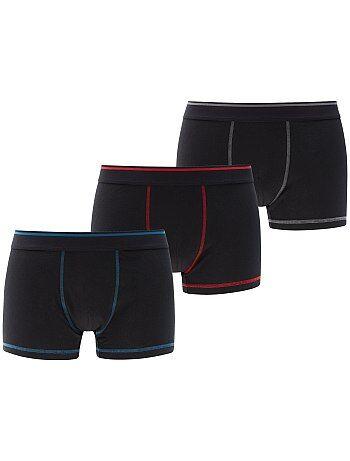 Lote de 3 boxers - Kiabi