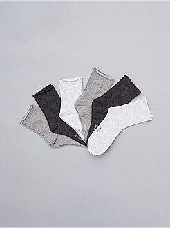 Collants, meias - Lote de 6 pares de meias