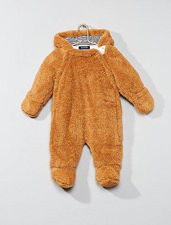 Macacão 'urso' - Kiabi