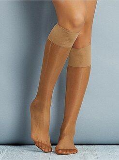 Collants, meias - Meias até aos joelhos Beauty Resist 20D da 'DIM'