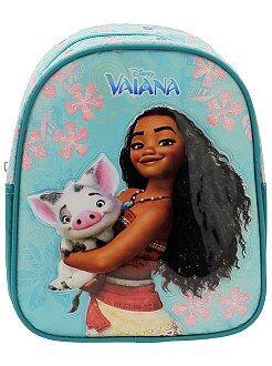 Mochila , avental de escola - Mochila pequena 'Vaiana' - Kiabi