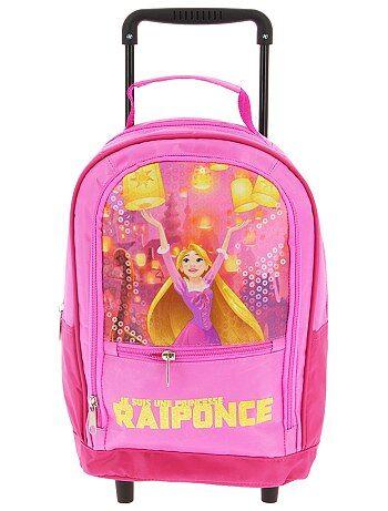 Mochila trolley 'Rapunzel' - Kiabi