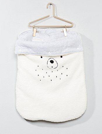 Ninho para bebé em peluche - Kiabi