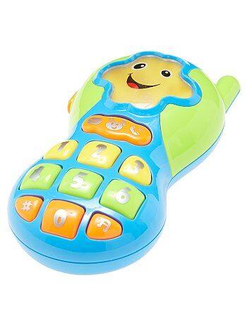 O meu primeiro telefone da 'Kiokids' - Kiabi