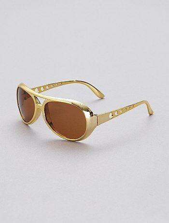 Homem - Óculos à Elvis - Kiabi