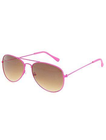 Óculos aviador fluorescentes - Kiabi