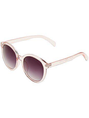Óculos de sol cor-de-rosa - Kiabi