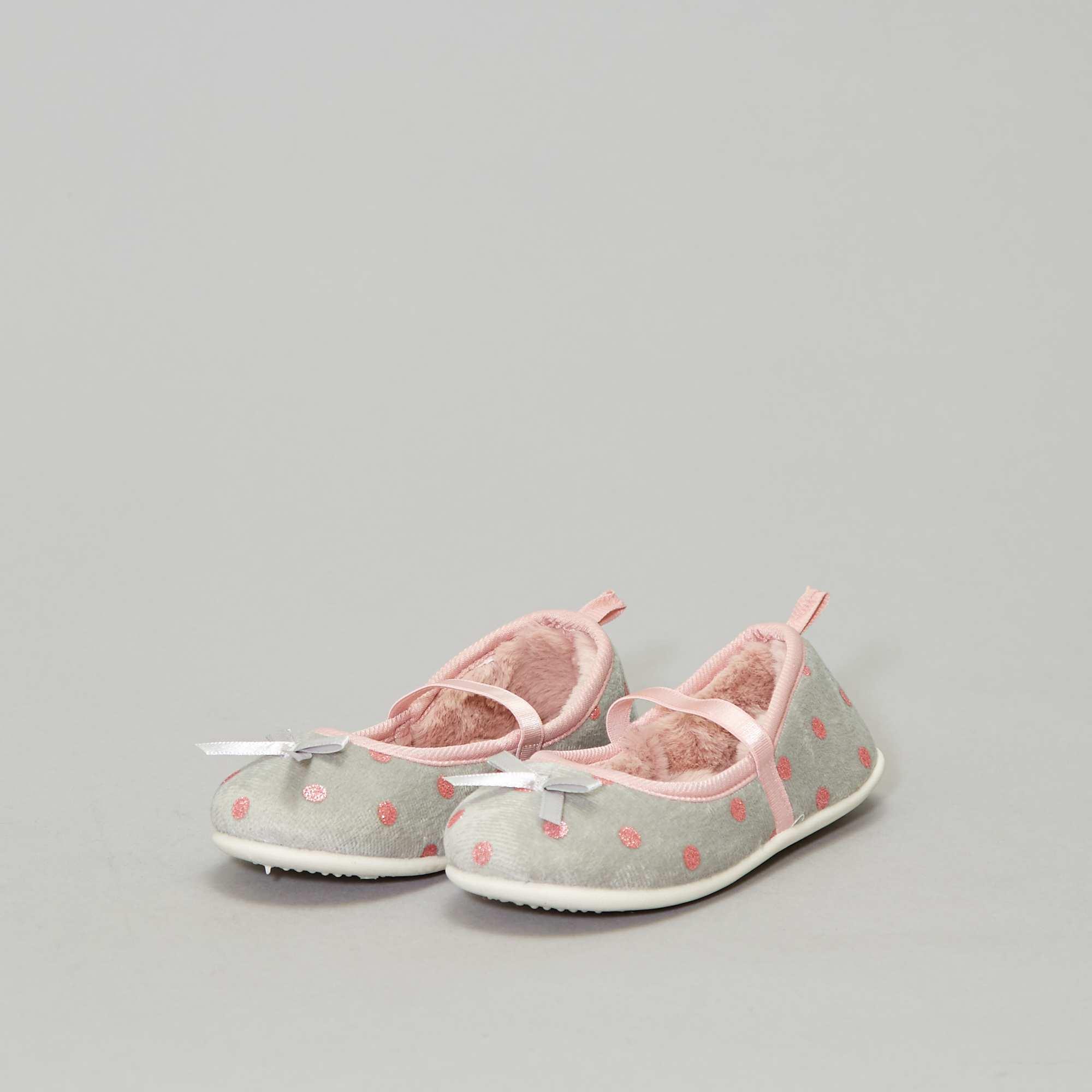 Calçado, pantufas Roupas de menina | tamanho 23 | Kiabi