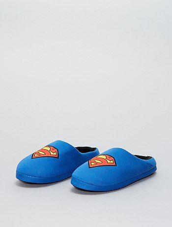Pantufas tipo chinelas 'Super-Homem' 'DC Comics' - Kiabi