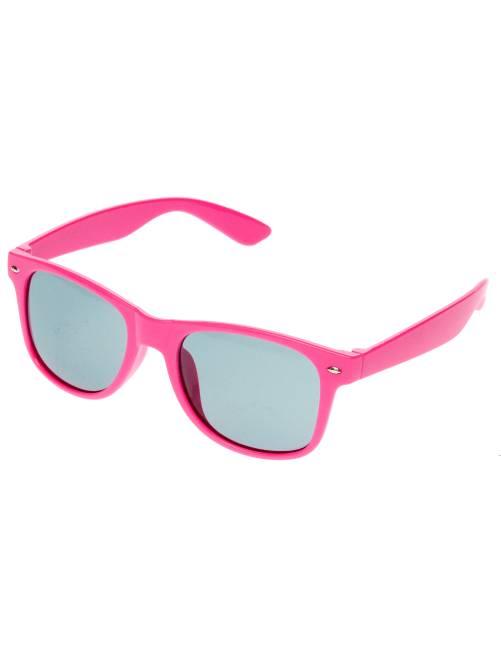 Par de óculos quadrados                                                                                                     Rosa