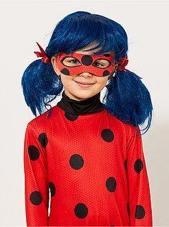 Acessórios - Peruca 'Ladybug' 'Miraculous' - Kiabi