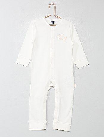 b64e112d2 Menina 0-36 meses - Pijama com estampado  ananás  - Kiabi
