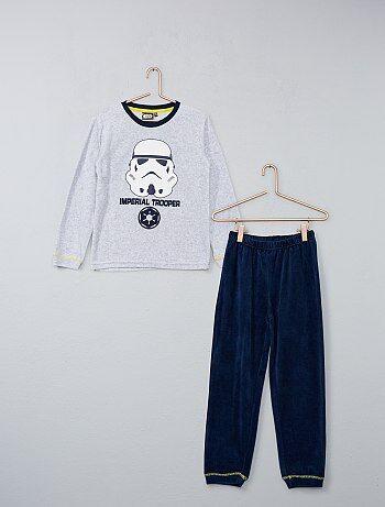 Pijama comprido de 2 peças 'Star Wars' - Kiabi