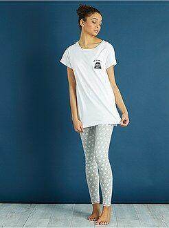 Pijama comprido 'StarWars' - Kiabi