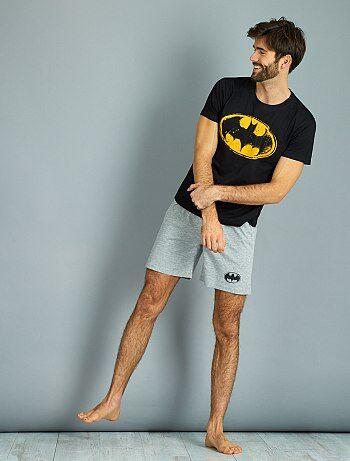 Pijama curto 'Batman' - Kiabi