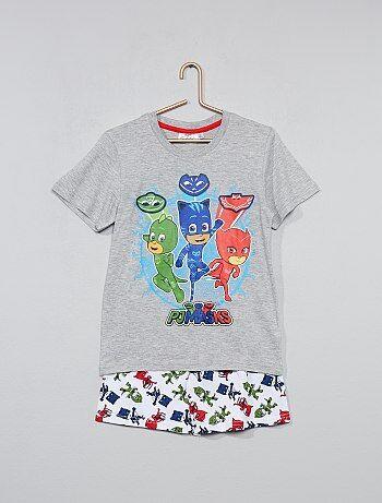 Pijama curto 'PJ Masks' - Kiabi
