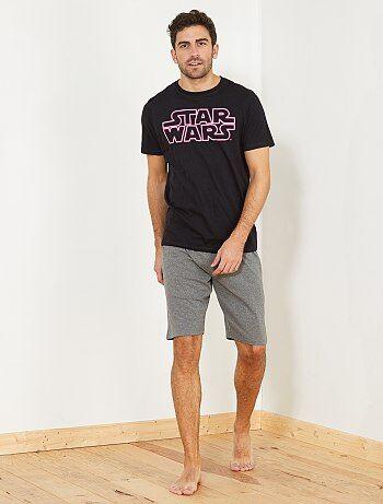 Pijama curto 'Star Wars' - Kiabi