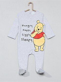 Pijama de algodão 'Winnie the Pooh' - Kiabi
