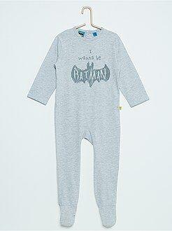 Pijama estampado 'Batman'
