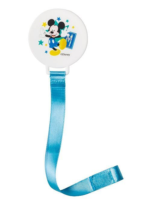 Porta-chucha 'Mickey' da 'Disney Baby'                                                     Azul Menino 0-36 meses